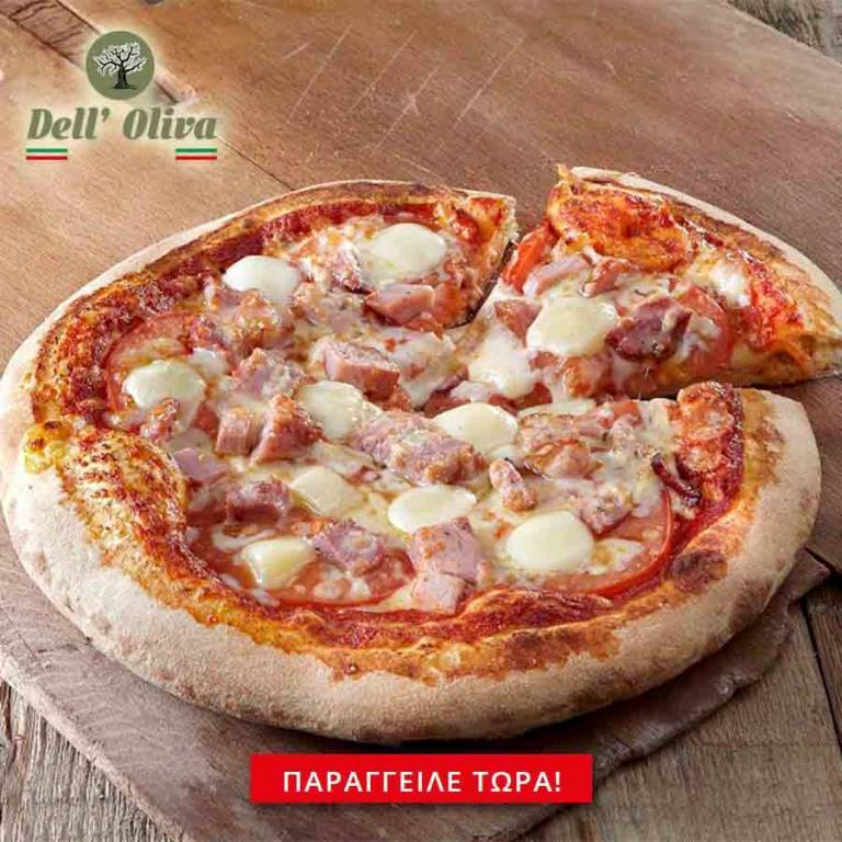 Dell Oliva Pizza 1